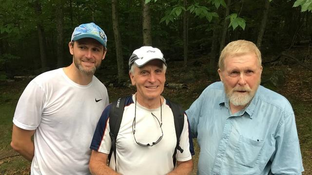 Barry Burbank Takes A Hike