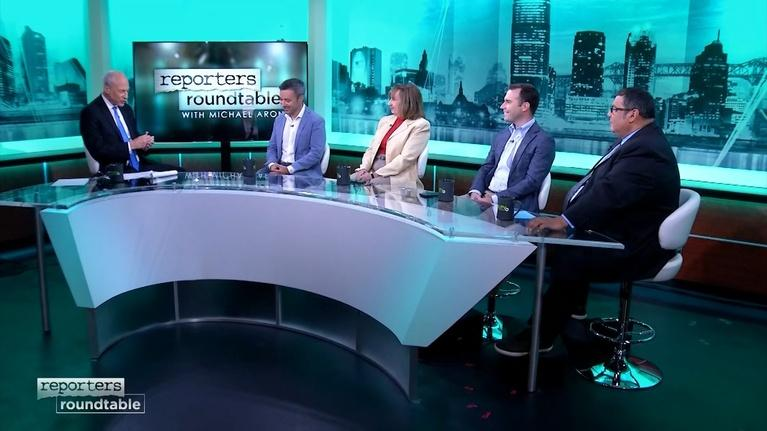 Reporters Roundtable: This year's budget battle