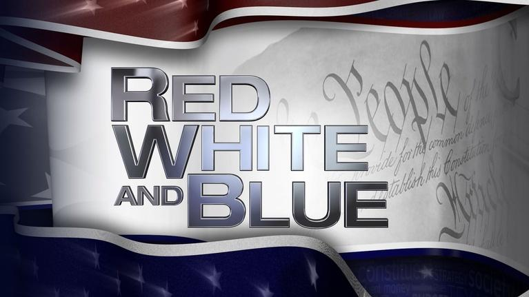 Red, White and Blue: 1814: Red White and Blue: State of Houston