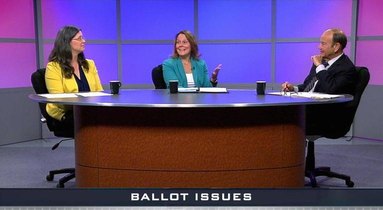 AETN Debates: Ballot Initiatives