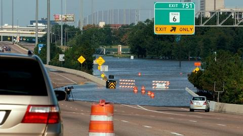 PBS NewsHour -- Sun returns to Houston, but 'worst is not yet over'
