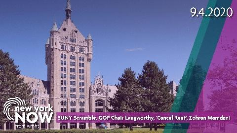SUNY Scramble, GOP Chair Langworthy, Zohran Mamdani