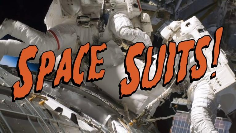 Learning Adventures: Space Suits