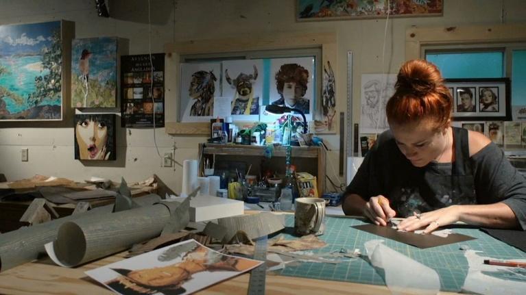 Detroit Performs : Artist Kristi Abbott
