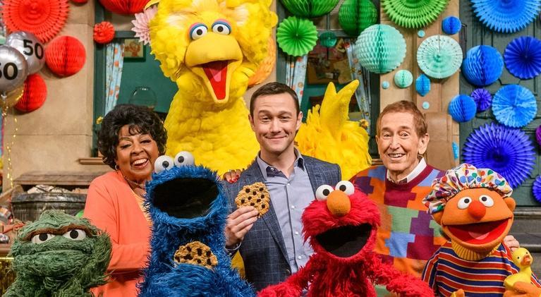 Sesame Street's 50th Anniversary Celebration: Preview