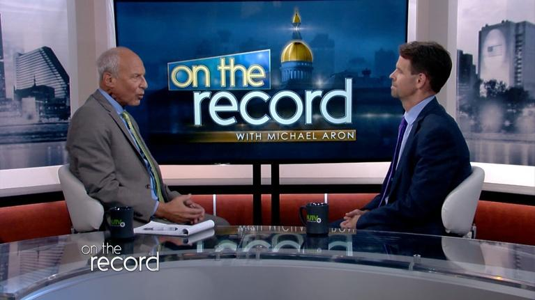 On the Record: Tom Bergeron and Mike Egenton