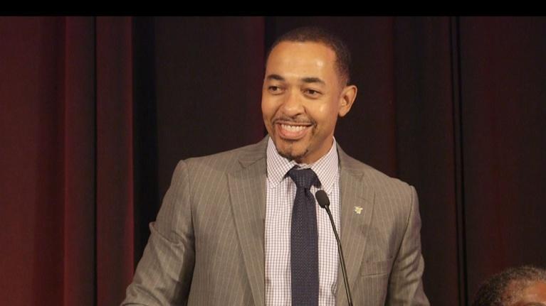 NC Channel: 2018 NC Fatherhood Conference: Dr. Sampson Davis
