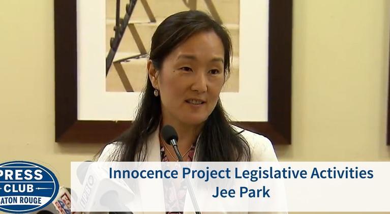 Press Club: Legislative Activities |  Jee Park | 07/15/19 | Press Club