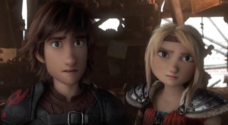 "Flicks: The Voices of ""How to Train Your Dragon 3: The Hidden World"""