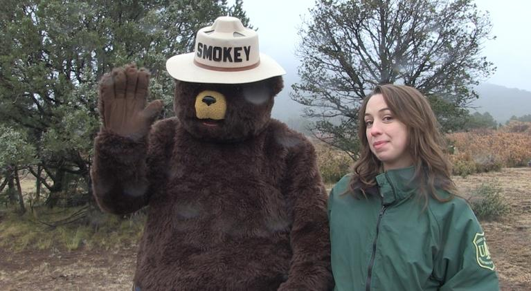 Community Connection: Smokey Bear Live