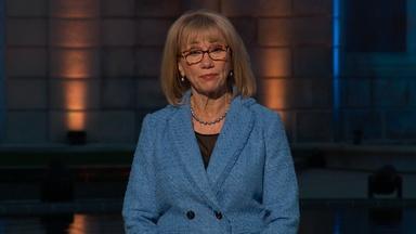 Kathy Baker Tells the Story of Diane Carlson