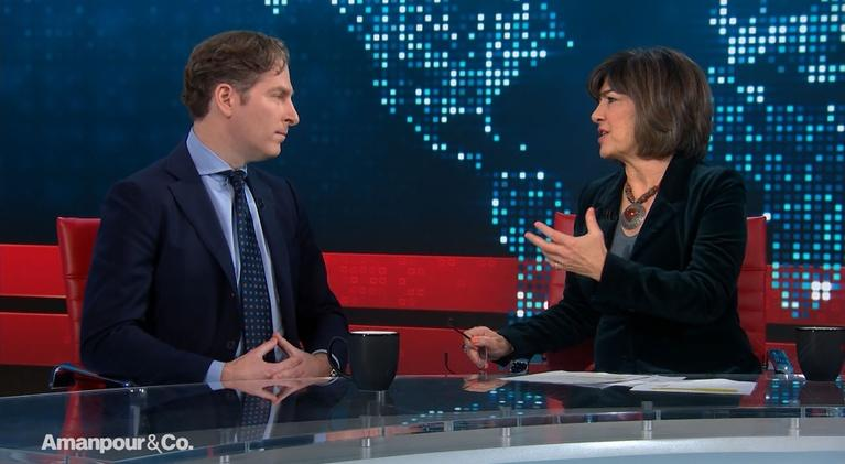 Amanpour and Company: January 21, 2020