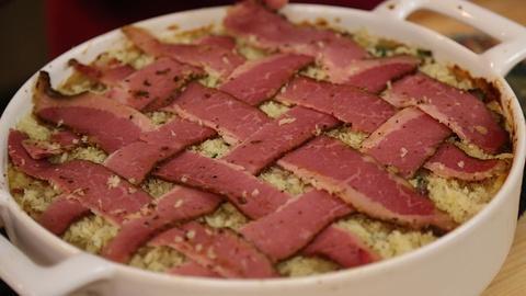 Food Flirts -- Pastrami Meets Ramen