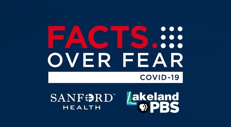 Documentaries & Specials: Lakeland PBS Presents: Sanford Health COVID-19 Special