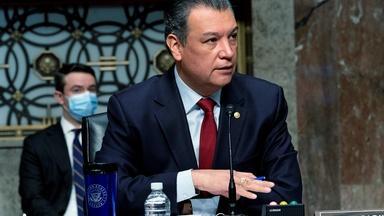 Sen. Alex Padilla on the impact of the COVID relief bill