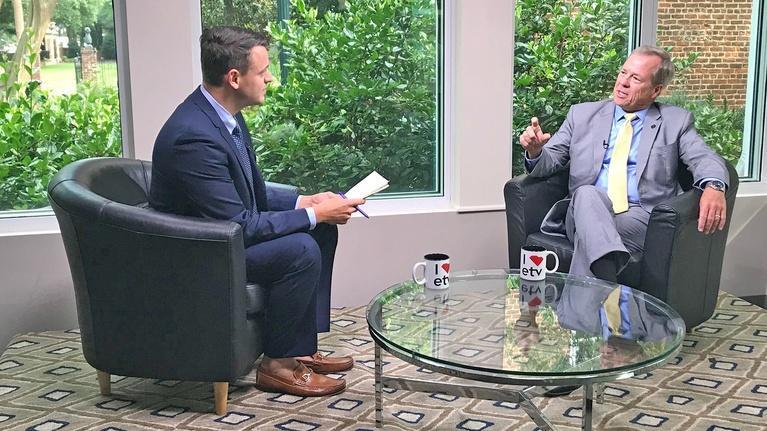 This Week in South Carolina: Tourism Director Duane Parrish