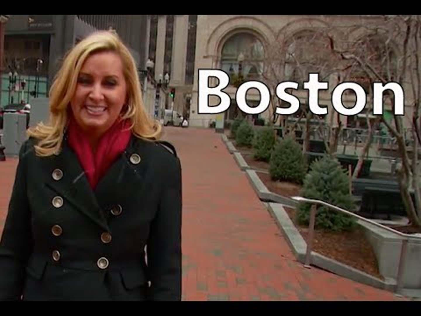 Boston – One If By Land, Two If By Sea
