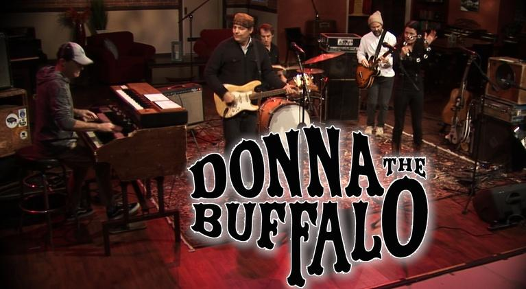 Expressions: Donna The Buffalo