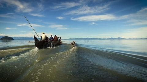 Earth Focus -- A Fishing Community Allows Environment Time to Replenish