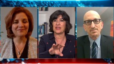 Amanpour and Company   Brian Lehrer and Christine Quinn on the NYC Mayoral Election