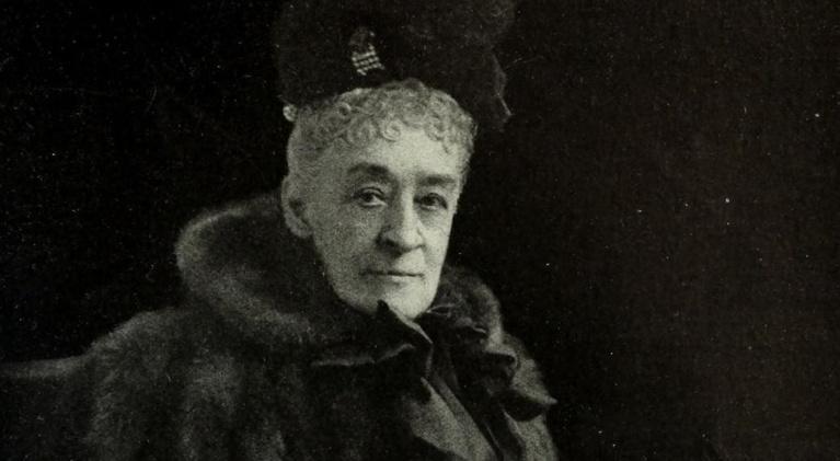 She Inspires: Margaret Olivia Slocum Sage