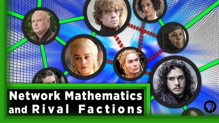 Infinite Series: Network Mathematics and Rival Factions   Infinite Series