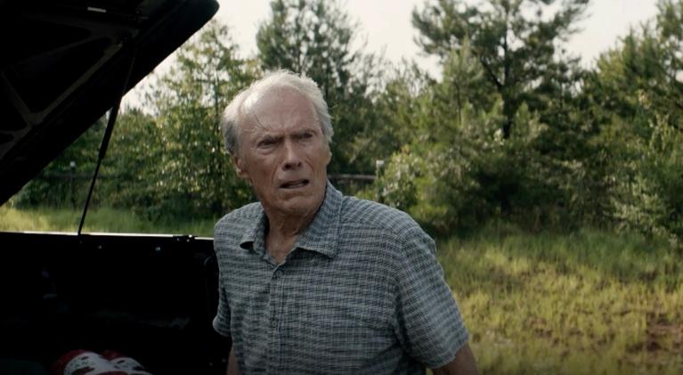 "Flicks: Clint Eastwood for ""The Mule"""