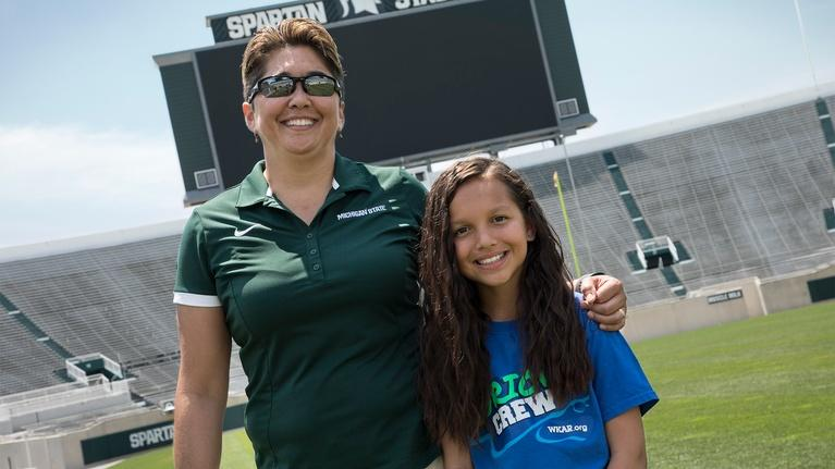 Curious Crew: Athletic Turf Manager   Curious About Careers