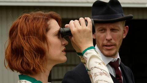 Frankie Drake Mysteries -- The Pilot
