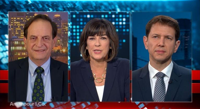 Amanpour and Company: September 19, 2019