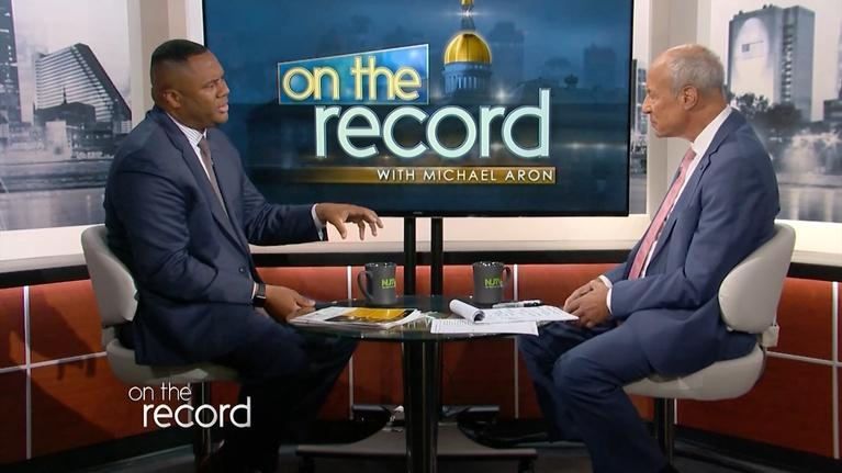 On the Record: Former Gov. Jim McGreevey and Ryan Haygood