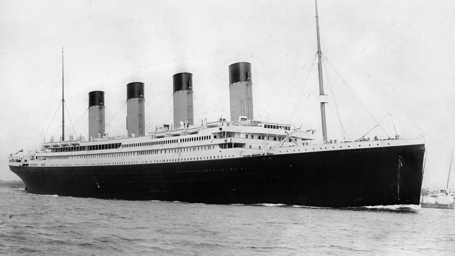 Abandoning the Titanic Preview