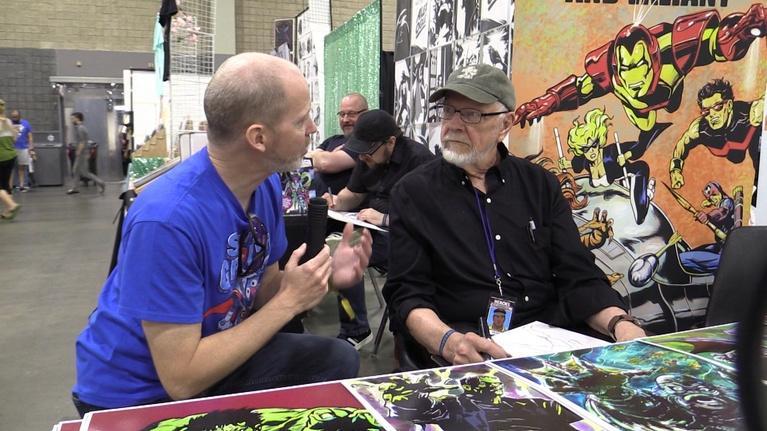 Comic Culture: Comic Culture: HeroesCon 2019