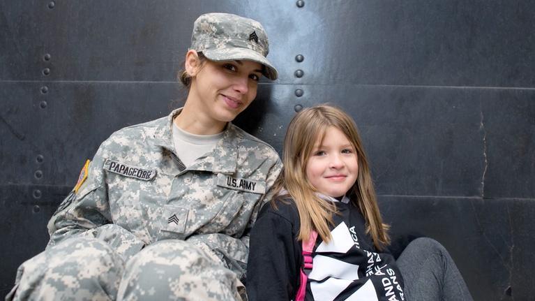 POV: Almost Sunrise: Women in the Military