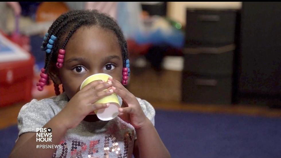What Flint's superintendent did to protect kids from lead image