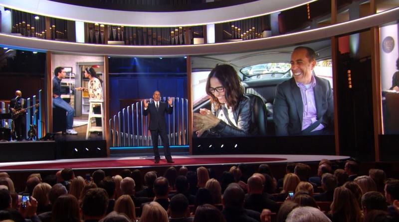 Jerry Seinfeld | Julia Louis-Dreyfus 2018
