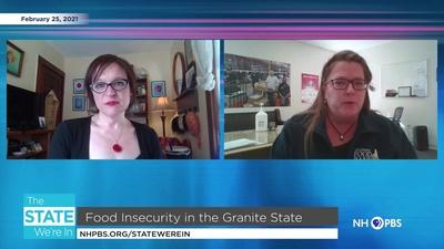 Food Insecurity in the Granite State