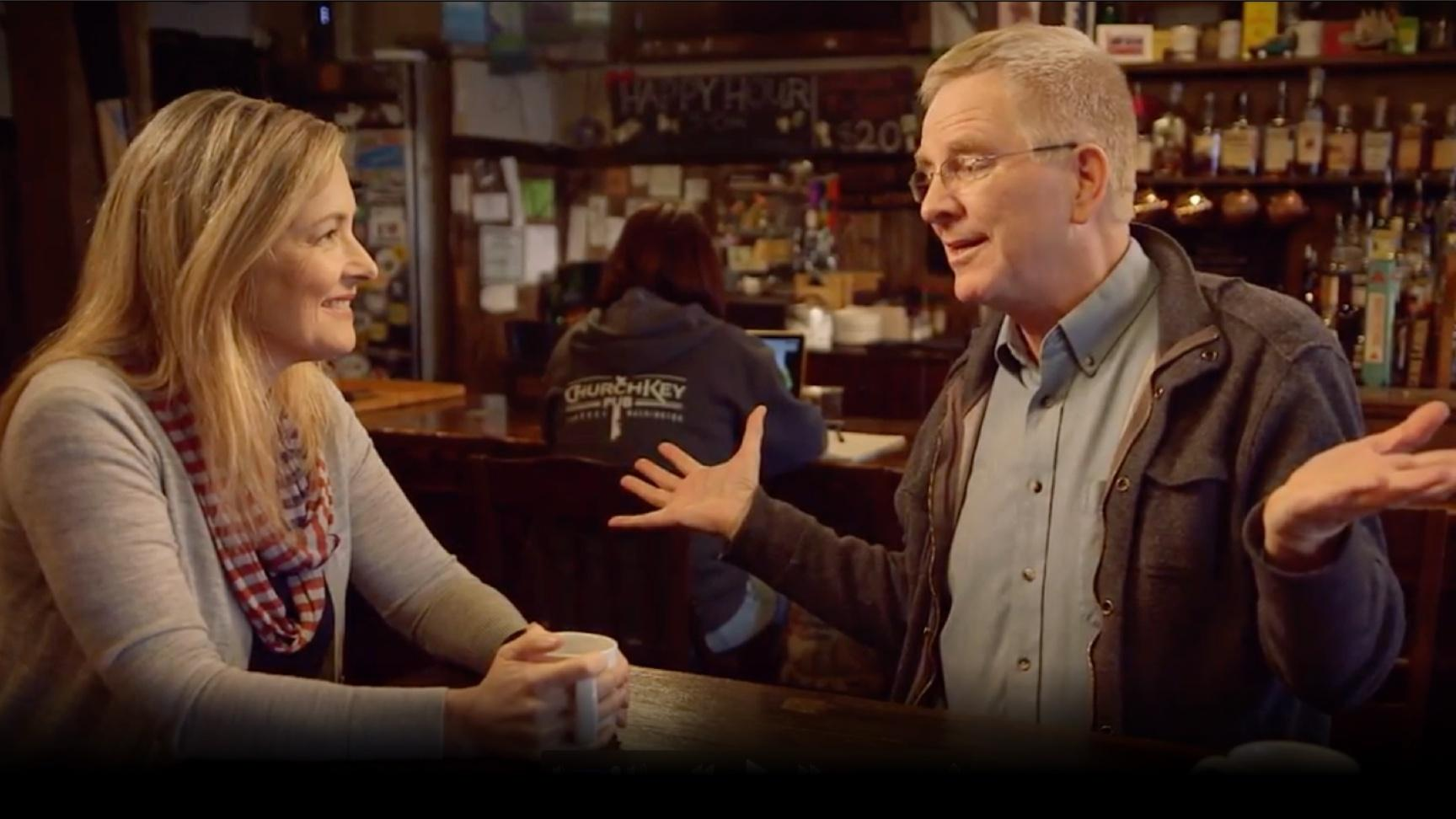 Rick Steves on supporting KCTS 9