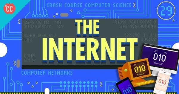 The Internet: Crash Course Computer Science #29 | Season 1
