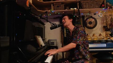 """Amanpour and Company -- Grammy Winner Jacob Collier Plays """"All I Need"""""""
