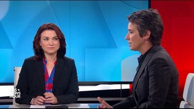 Tamara Keith and Amy Walter on $3.5T Dem bill, Newsom recall