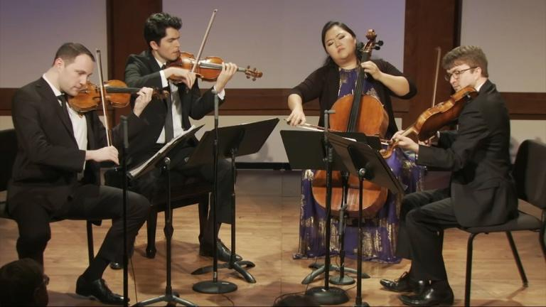 In Concert With CMS: Grieg and Mendelssohn