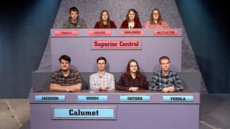 High School Bowl: Superior Central vs. Calumet