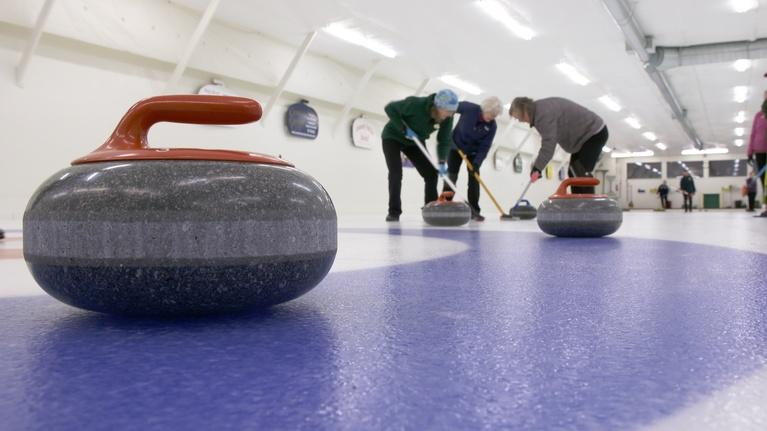 Out and About: The Belfast Curling Club