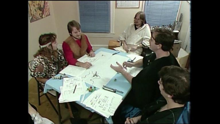 Crossroads: Role Playing Games