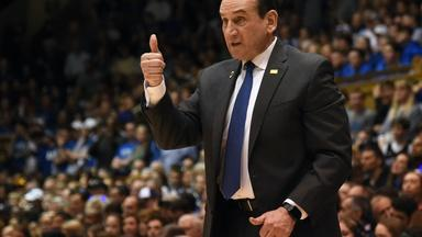 A look at Coach K's 42 legendary years at Duke