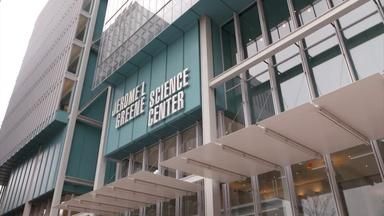 The Jerome L. Greene Science Center