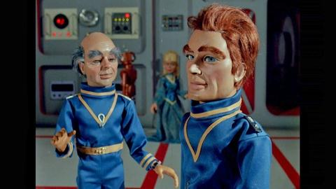 Endeavour -- Supermarionation