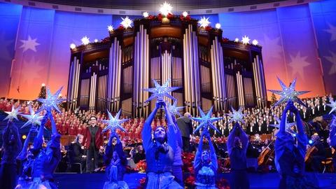 Christmas with the Mormon Tabernacle Choir -- Angels from the Realms of Glory