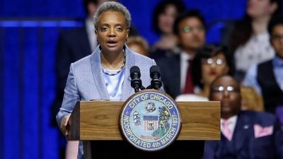 PBS NewsHour   Chicago's mayor on racial disparities in COVID-19 data